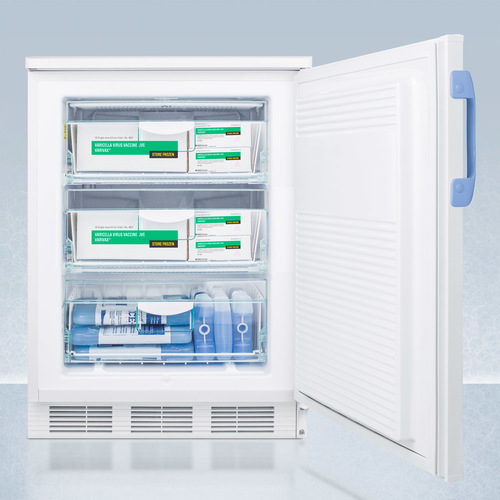 VT65MLBIMED2 Freezer Full