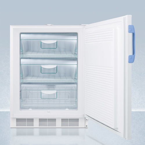 VT65MLBIMED2ADA Freezer Open