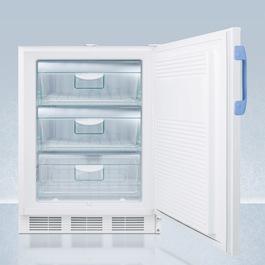 VT65MLBIMED2ADA Freezer Open