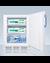 VT65MLBI7MED2ADA Freezer Full