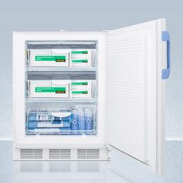 VT65MLBIMED2ADA Freezer Full