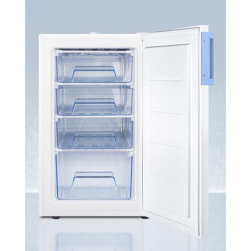 FS407LBI7MED2 Freezer Open