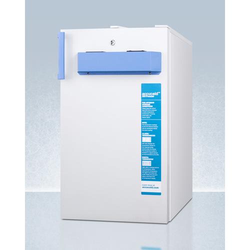 FS407LBI7MED2 Freezer Angle
