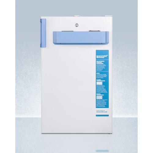 FS407LBI7MED2 Freezer Front