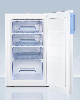 FS407LBI7MED2ADA Freezer Open