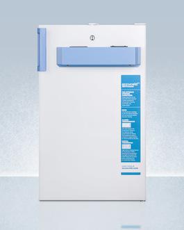 FS407LBI7MED2ADA Freezer Front