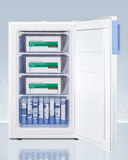 FS407LBI7MED2ADA Freezer Full