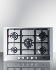 GC527SSTK30 Gas Cooktop