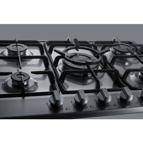 GC527SSTK30 Gas Cooktop Detail
