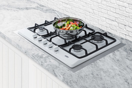 GC5271WTK30 Gas Cooktop Set