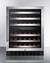 SWC530BLBIST Wine Cellar Front