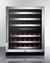 SWC530BLBISTADA Wine Cellar Front