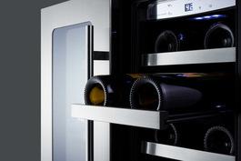 CL242WBV Wine Cellar Detail