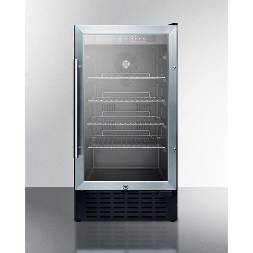 SCR1841BADA Refrigerator Front