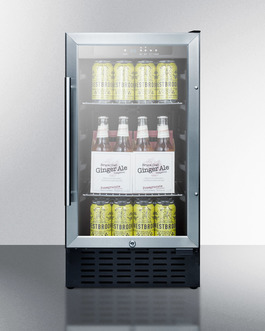 SCR1841BCSSADA Refrigerator Full