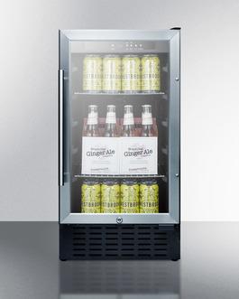 SCR1841BCSS Refrigerator Full
