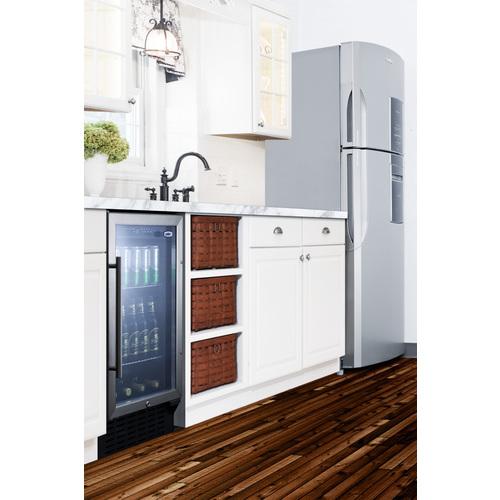 SCR1841BADA Refrigerator Set