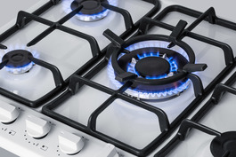 GC5271WTK30 Gas Cooktop Detail