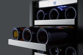 CL151WBV Wine Cellar Detail