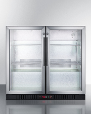 SCR7012DBCSS Refrigerator Front