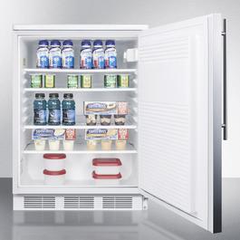 FF7LSSHV Refrigerator Full