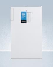 FS407LPRO Freezer Front