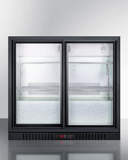 SCR700B Refrigerator Front