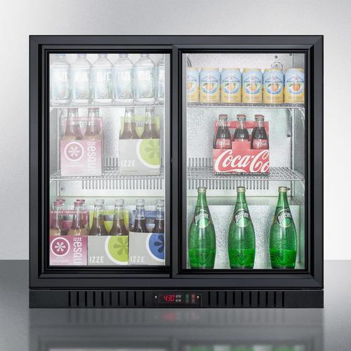 SCR700B Refrigerator Full
