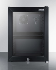 SCR114L Refrigerator Front