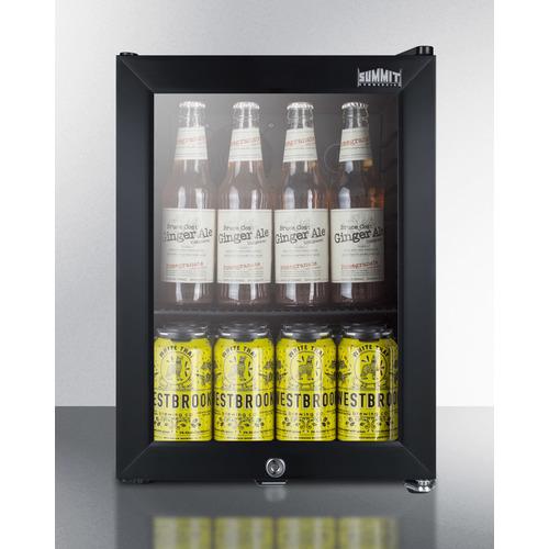 SCR114L Refrigerator Full