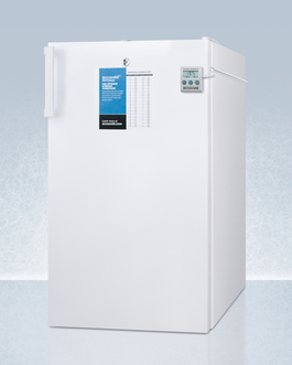FS407L7PLUS2ADA Freezer Angle