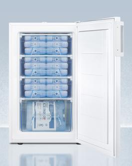 FS407LBIPLUS2 Freezer Full