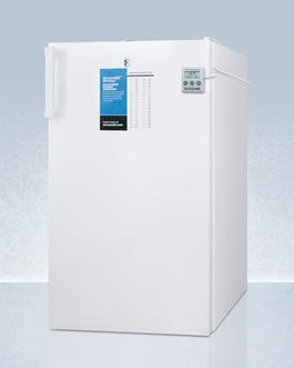 FS407LBIPLUS2ADA Freezer Angle