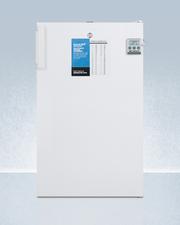 FS407LPLUS2 Freezer Front