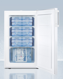 FS407LPLUS2ADA Freezer Full