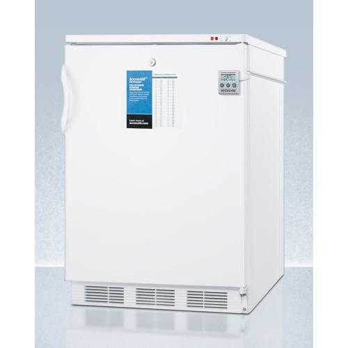 VT65MLPLUS2 Freezer Angle