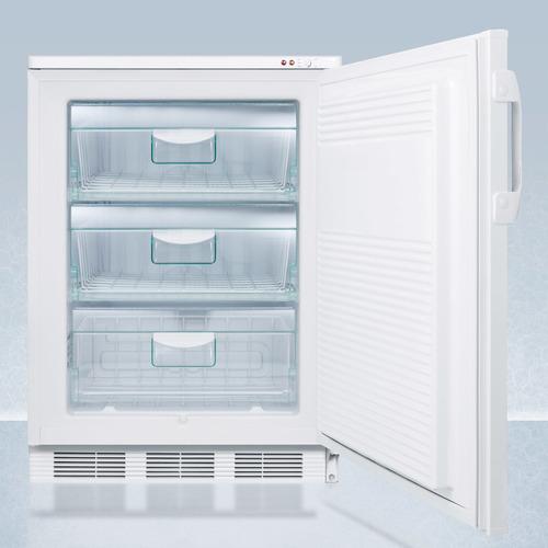 VT65MLPLUS2 Freezer Open