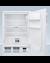 FF6LPRO Refrigerator Open