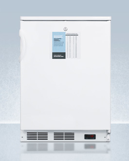 FF7LPRO Refrigerator Front