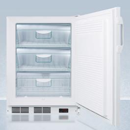 VT65MLPROADA Freezer Open