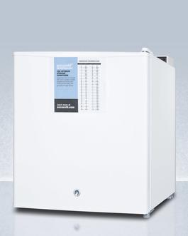 FFAR24LPRO Refrigerator Angle