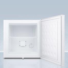 FS24LPRO Freezer Open