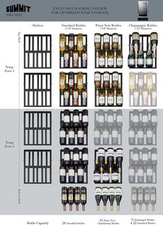 SWC182Z Wine Cellar Matrix