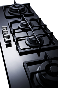 GC443BGL Gas Cooktop Detail