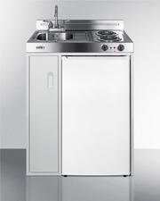 C30ELAUTO Kitchenette Front