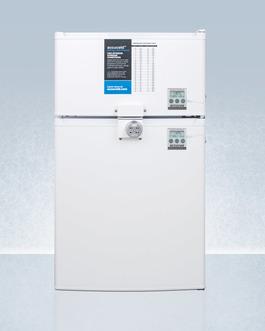 CP351WLLF2PLUS2ADA Refrigerator Freezer Front