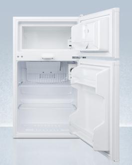 CP351WLLF2PLUS2ADA Refrigerator Freezer Open