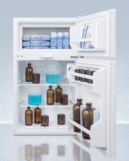 CP351WLLF2PLUS2ADA Refrigerator Freezer Full