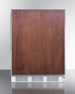 AL650BIFR Refrigerator Freezer Front