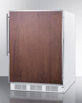 AL650BIFR Refrigerator Freezer Angle